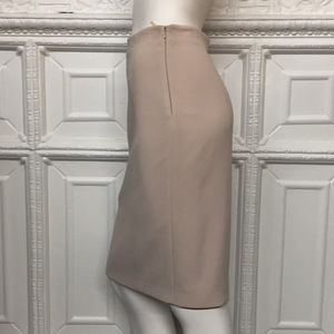 MaxMara Skirts - MaxMara Blush/Cream High Waisted Pencil Skirt